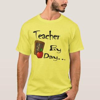 Professor em o dia… Camisa