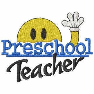 Professor pré-escolar