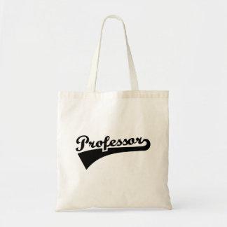 Professor Sacola Tote Budget