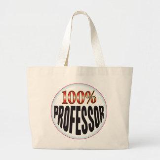 Professor Tag Bolsas Para Compras