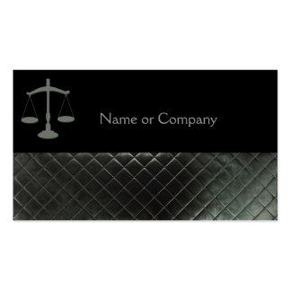 Profissional Advogado Cartão De Visita