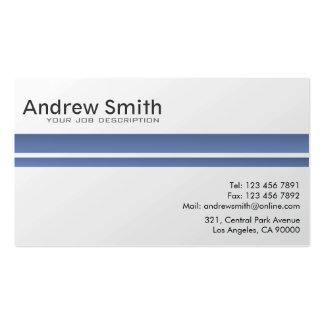 Profissional - cartões de visitas