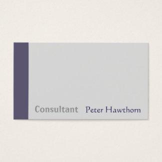 Profissional do empresário de DownBellow Texto Cartão De Visitas