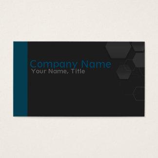 Profissional, elegante, moderno, cartão de visita