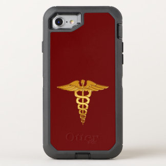 Profissional médico capa para iPhone 8/7 OtterBox defender