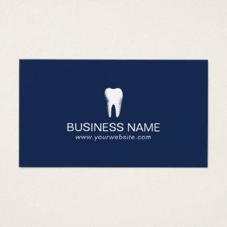Profissional moderno dos cuidados dentários dos cartão de visitas