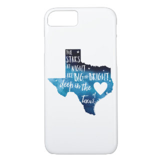 Profundamente no coração de capas de iphone de TX