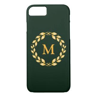Profundamente - telefone verde e brilhante de capa iPhone 7
