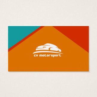 Programa demonstrativo do cartão de visita (com