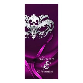 Programa Wedding Jeweled do mascarada rosa de prat Modelos De Panfletos Informativos