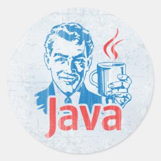 Programador de Java Adesivo