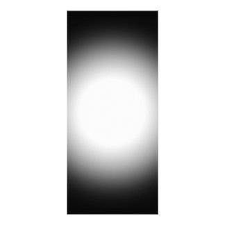 Projector do Grayscale: Personalize este modelo! 10.16 X 22.86cm Panfleto