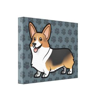 Projete seu próprio animal de estimação impressão em tela
