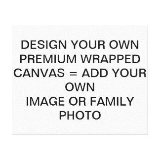 Projete sua própria parte superior das canvas impressão em canvas