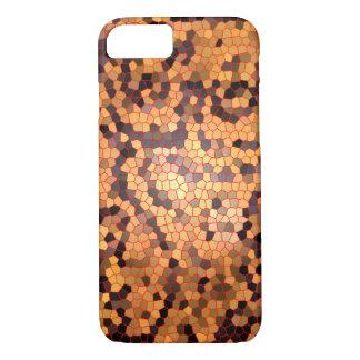 Projeto abstrato que ussing o jaguar maia capa iPhone 7