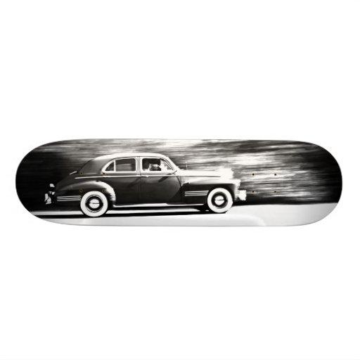 Projeto original 41 Pontiac do skate do carro vint