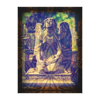 Projeto original superior das canvas (brilho) impressão em tela
