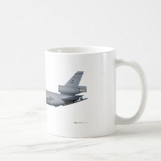Prolongamento de Douglas KC-10 Caneca De Café