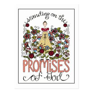 Promessas - cartão