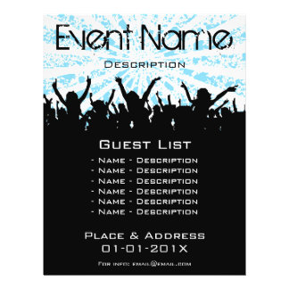 Promoção do evento