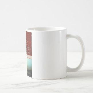 Promocional adormecido largo caneca de café