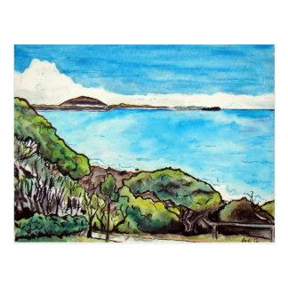 Promontório de Alexandra, Mt Coolum & cartão de