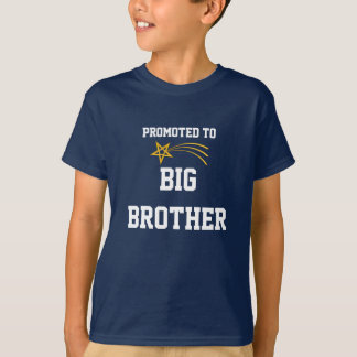 Promovido ao big brother camiseta