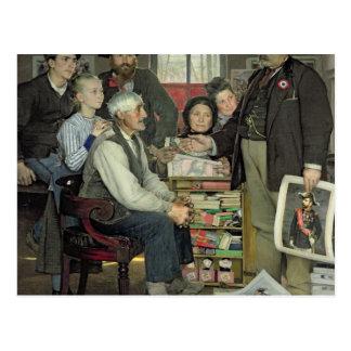 Propaganda, 1889 cartão postal