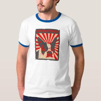 Propaganda Boston Terrier T-shirts