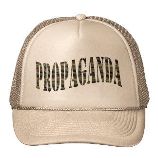 Propaganda Camo exótico Boné