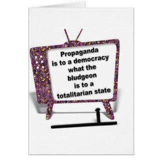Propaganda Cartao