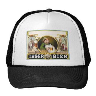 Propaganda da cerveja de cerveja pilsen do vintage bones