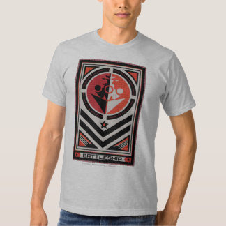 Propaganda da navio de guerra tshirts