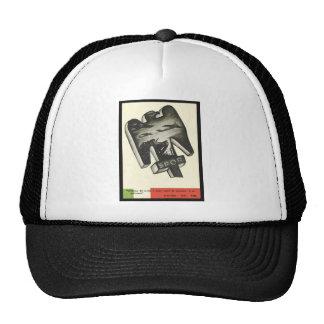 Propaganda de Mussolini Boné