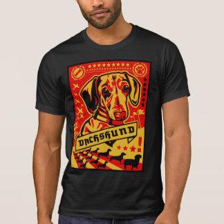 Propaganda do Dachshund T-shirt