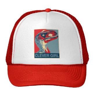 Propaganda do raptor - chapéu boné