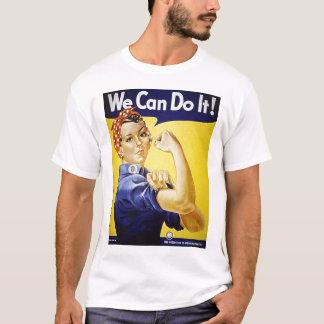 Propaganda do WW1 das mulheres Camiseta