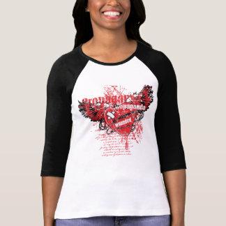 Propaganda W ferido Camiseta