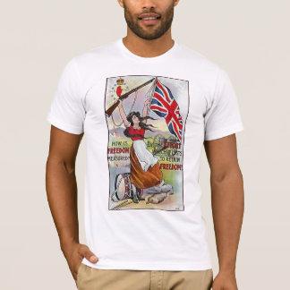 Propaganda WW1 Camiseta