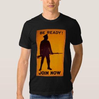 Propaganda WW1 Tshirts