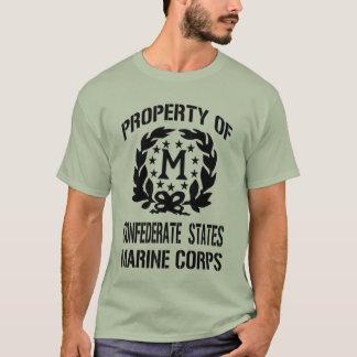 Propriedade de CSMC Camiseta