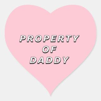 Propriedade de etiquetas do pai