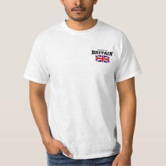 Propriedade de Grâ Bretanha Camisetas