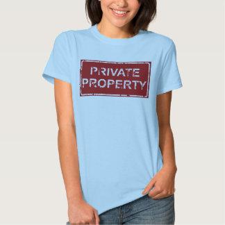 Propriedade privada tshirt