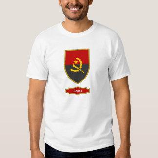 Protetor 1 de Angola Camisetas
