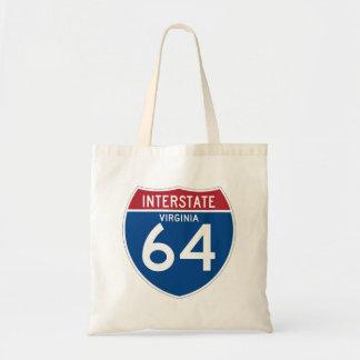 Protetor da estrada nacional de Virgínia VA I-64 -