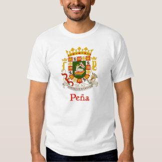 Protetor de Pena de Puerto Rico Tshirt