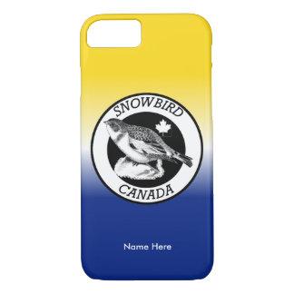 Protetor do Snowbird de Canadá Capa iPhone 7
