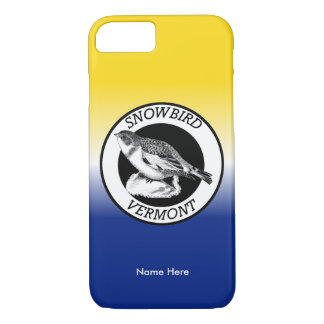 Protetor do Snowbird de Vermont Capa iPhone 7