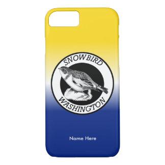 Protetor do Snowbird de Washington Capa iPhone 7